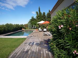Villa L'Esclot en Drôme Provençale Bouchet