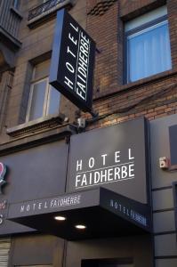 Hotel Faidherbe Lille
