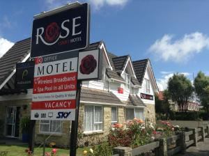 Rose Court Motel Rotorua
