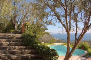 Villa Toscane Overlooking Monte Carlo Eze