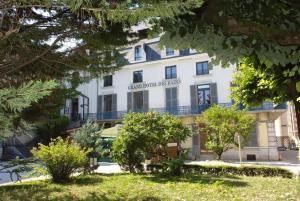 Logis Grand Hôtel Des Bains