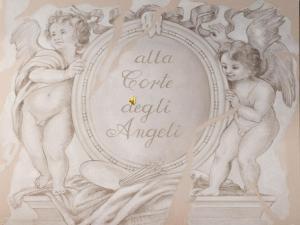 Hotel Alla Corte degli Angeli Lucques