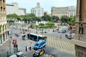 Best Plaza Catalunya Apartment Barcelone
