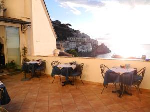 Hotel Croce Di Amalfi Amalfi