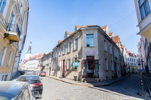 Old Town Hostel Alur Tallinn