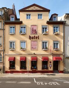 Hotel de l'Ill Strasbourg