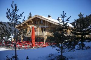 Le Lodge Chasse Montagne Les Gets