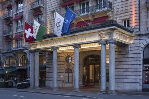 Lausanne Palace & Spa Lausanne