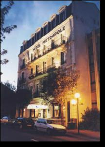 Hotel Métropole Châtel Guyon