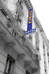 Hotel Kyriad Paris XIII Italie Gobelins Paris