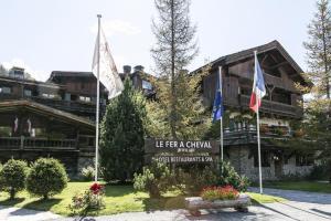 Hotel Fer à Cheval Megève