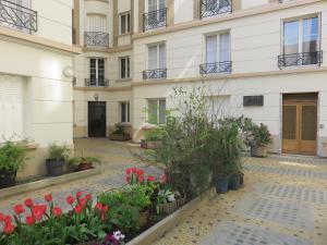 """Apartment d'hôte """"Aux Batignolles"""" Paris"""