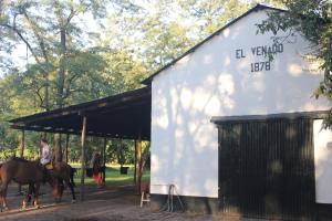 El Venado Polo School