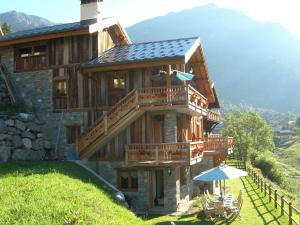 Grand Chalet des Ours Montagny