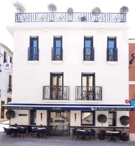 Boutique Hotel Sierra de Alicante Busot Costa Blanca