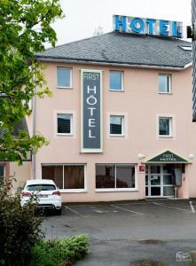 Deltour Hotel Rodez Rodez