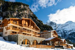 Residence Lagrange Prestige Les Hauts de la Vanoise Pralognan la Vanoise