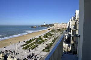 Qualys Hotel Windsor Biarritz