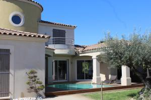 Villa Montjoye Aigues-Mortes