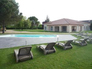 Casas rurales  Villa Soleil Bergerac