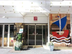 Hotel de Paris Lourdes