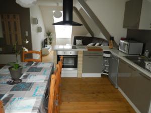 Appartement Style Montagne Chic La Bourboule