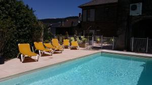 Hotel Le Sully Meyrueis