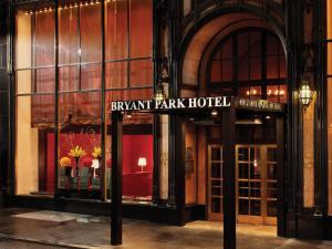 Bryant Park Hotel New York City