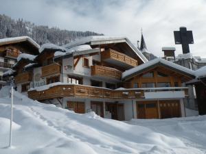 Chalet L'Alpaka Châtel