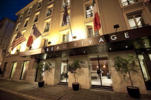 Hotel Beau Rivage Nice