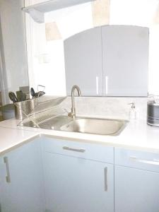 مطبخ أو مطبخ صغير في Le Nid De La Loire