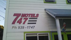747 Motel & Car Hire Wellington