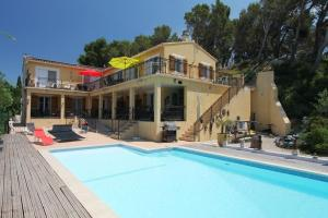 Chambres d'hotes B&B Villa la Pinède Maussane les Alpilles