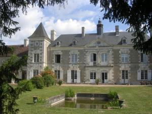 Chambres d'hotes Château de la Noblaye Lémeré