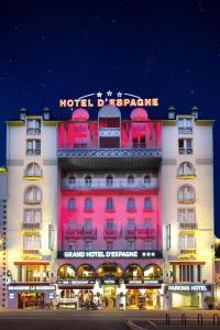 Grand Hôtel d'Espagne Lourdes