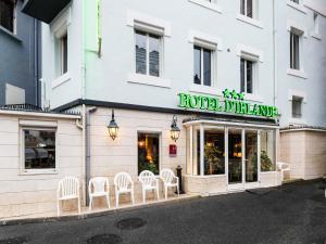 Hotel Irlande Lourdes