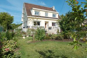 Chambres d'hotes Au Jardin Saint Laurent Eu