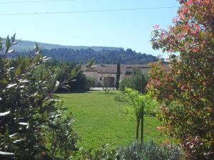 Chambres d'hotes Lamanderie en Provence Alleins