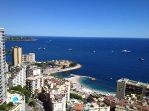 Overlooking Monte Carlo (Marto) La Turbie