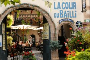 Hotel-Résidence La Cour du Bailli Bergheim