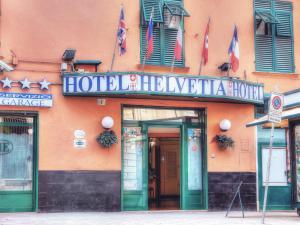 Hotel Helvetia Gênes