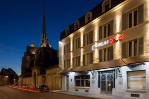 Hostellerie du Chapeau Rouge Dijon