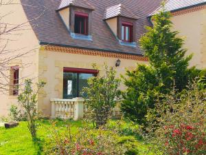 Villa Bellevue Marcillac Saint-Quentin