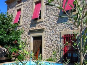 Chambres d'hotes Demeure vigneronne de charme B&B Blomac