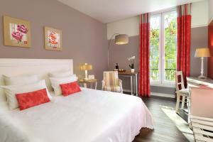 Londres Hotel et Appartements Saumur