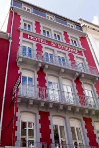 Hotel Saint-Etienne Lourdes