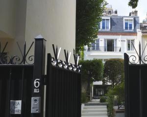 Chambres d'hotes Villa du Square Paris