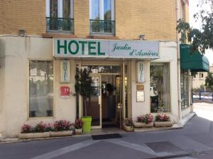 Hotel Les Jardins d'Asnières Asnières sur Seine