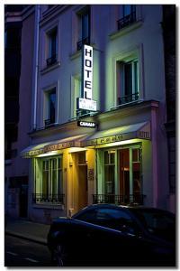 Hotel Montsouris Orléans Paris