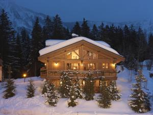 Chalet Blanchot Courchevel